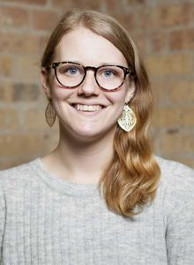 Portrait Miranda Shumate